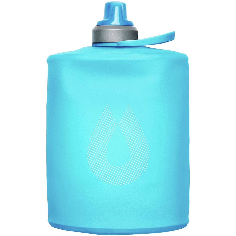 Hydrapak Stow 500ml Collapsible Bottle - Malibu Blue