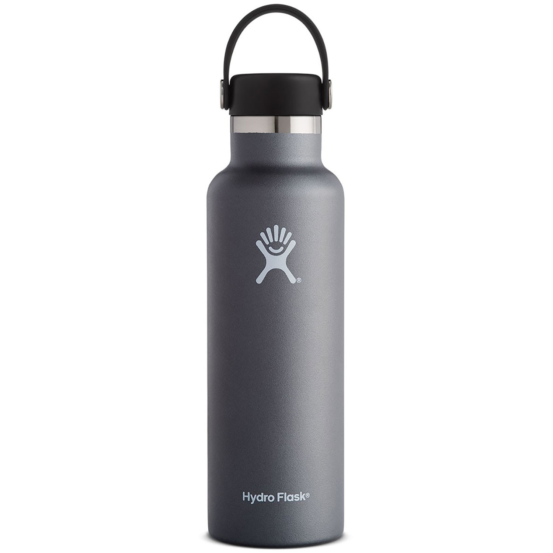 HYDRO FLASK - 21oz Insulated Bottle - Graphite