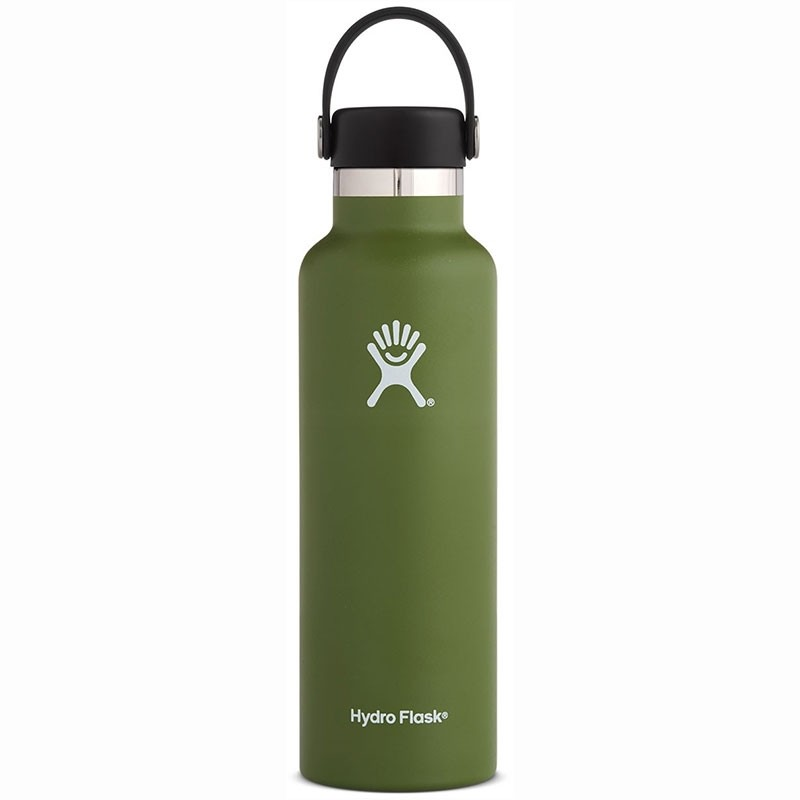 HYDRO FLASK - 21oz Insulated Bottle - Olive