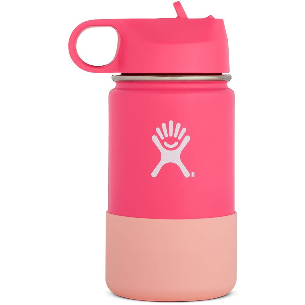 HYDRO FLASK 12oz Wide Mouth Kids Bottle - Watermelon