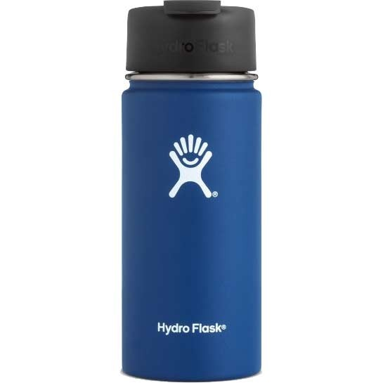 HYDRO FLASK - 16oz Wide Mouth Flask - Cobalt