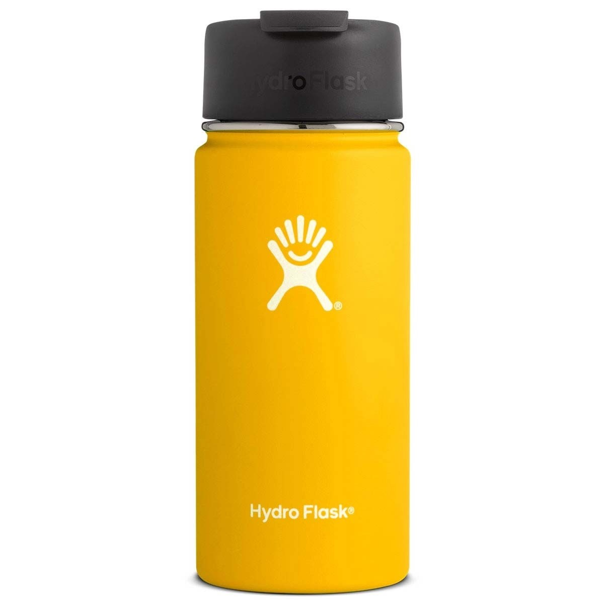 HYDRO FLASK - 16oz Wide Mouth Flask - Sunflower
