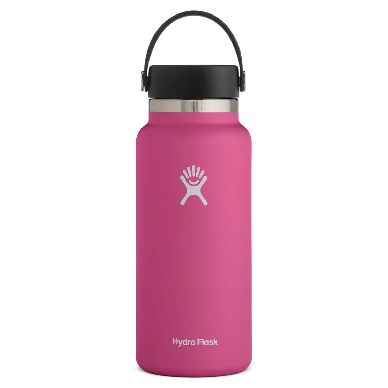 Hydroflask 32 oz Wide Flex Cap - Carnation