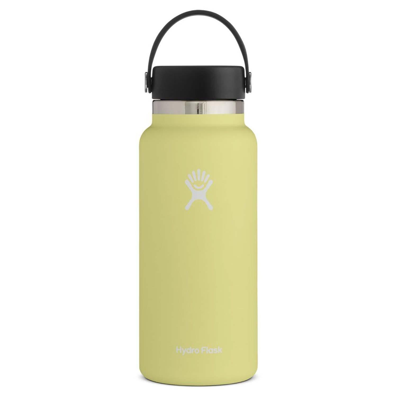 Hydroflask 32 oz Wide Flex Cap - Pineapple
