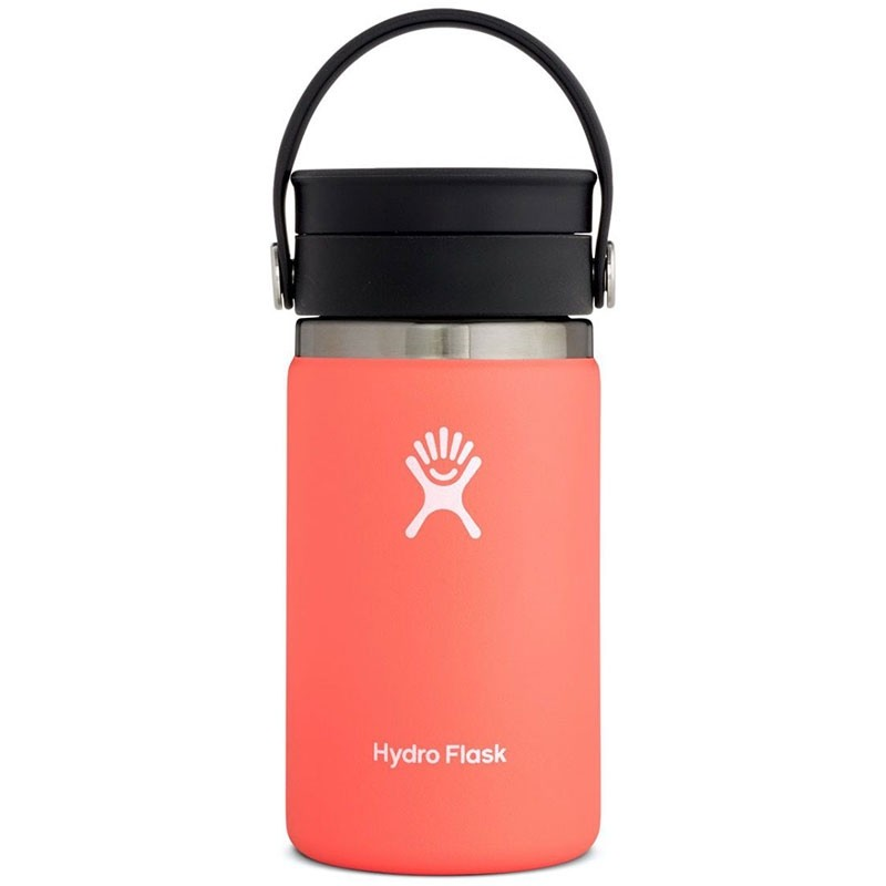 Hydro Flask 12 oz Wide Mouth/Flex Sip - Hibiscus
