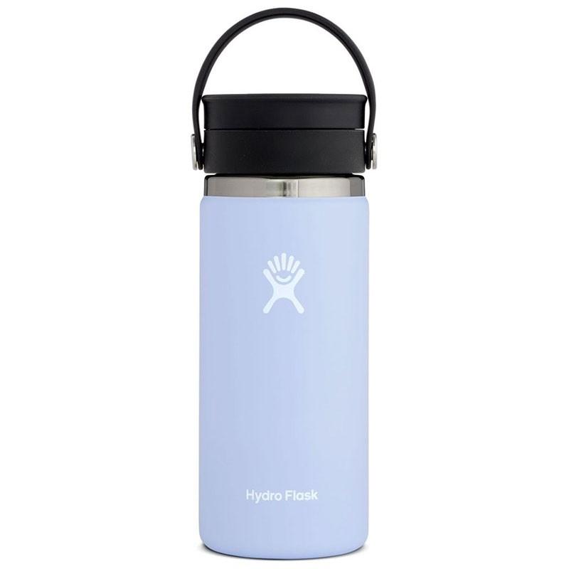 Hydro Flask 16 oz Wide Mouth/Flex Sip - Fog
