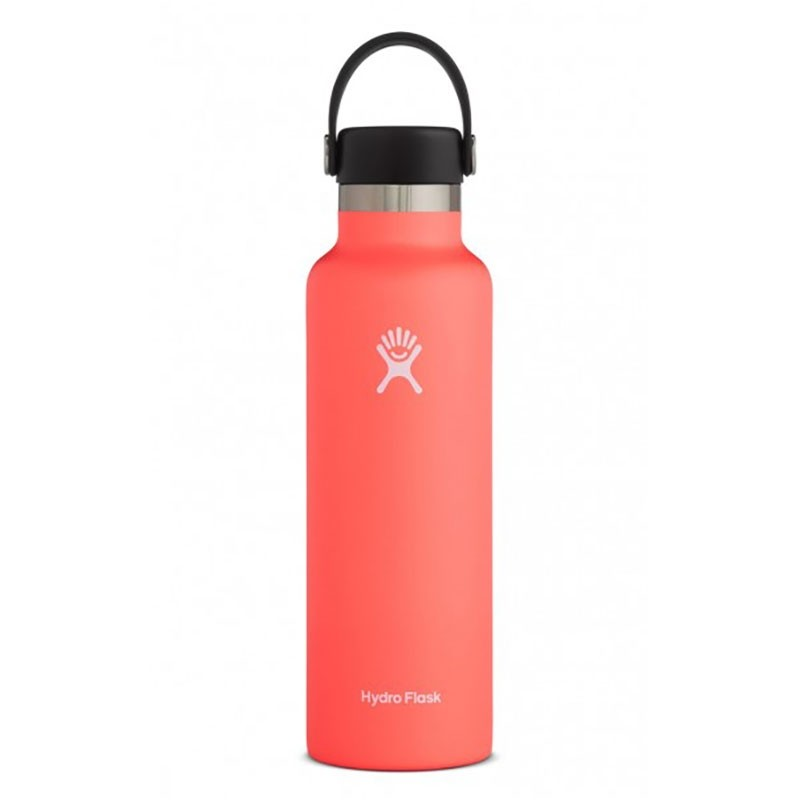 HYDRO FLASK - 21oz Insulated Bottle - Hibiscus