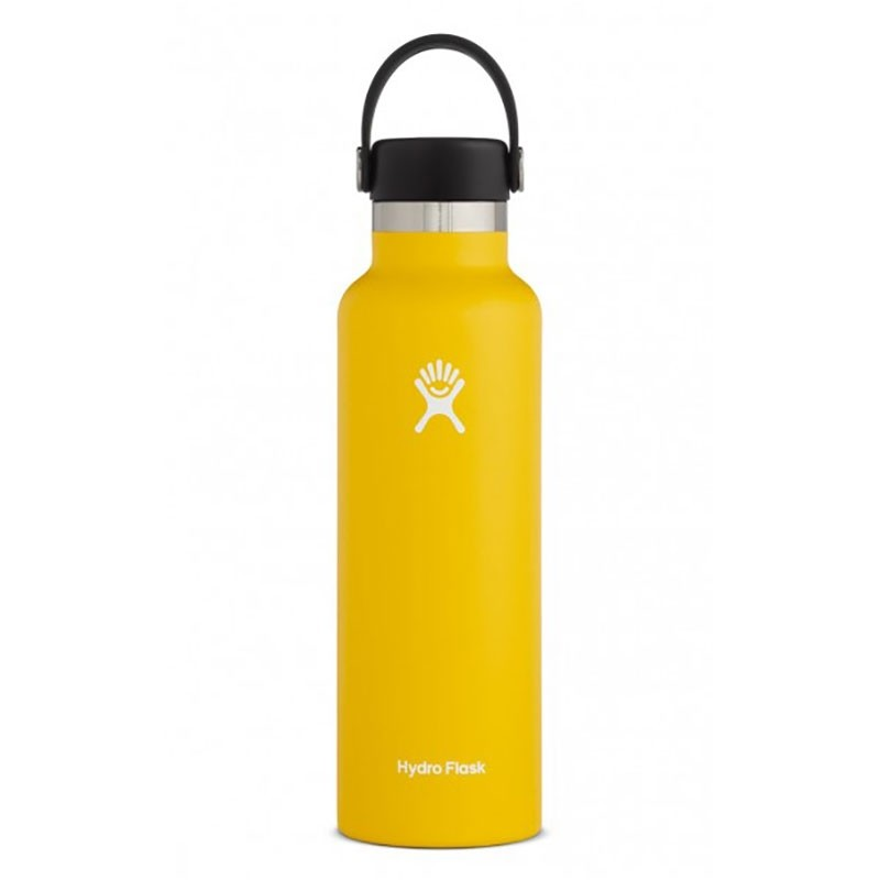 HYDRO FLASK - 21oz Insulated Bottle - Sunflower
