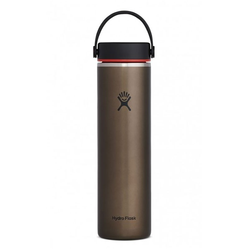 Hydroflask Lightweight Wide Mouth Trail Series - Obsidian