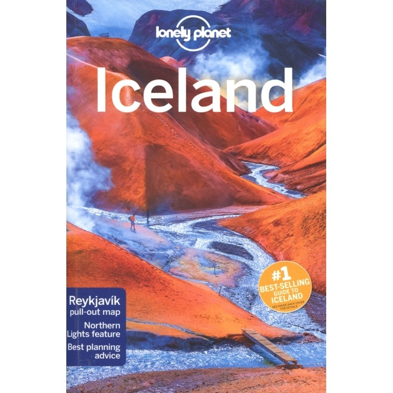 Iceland: Lonely Planet Travel Guide 9781786574718