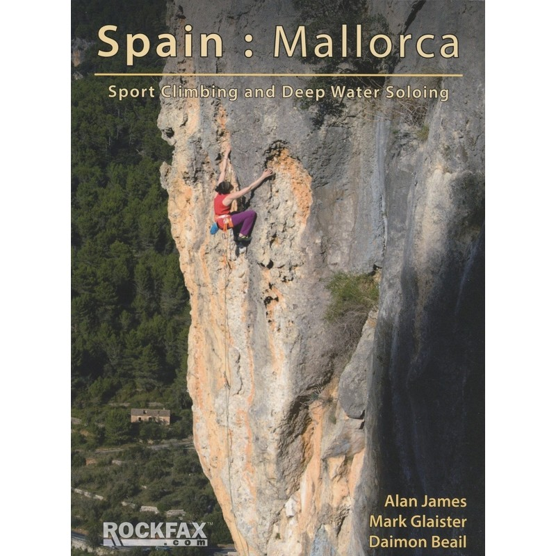 Spain: Mallorca Sport Climbing and Deep Water Soloing by Rockfax