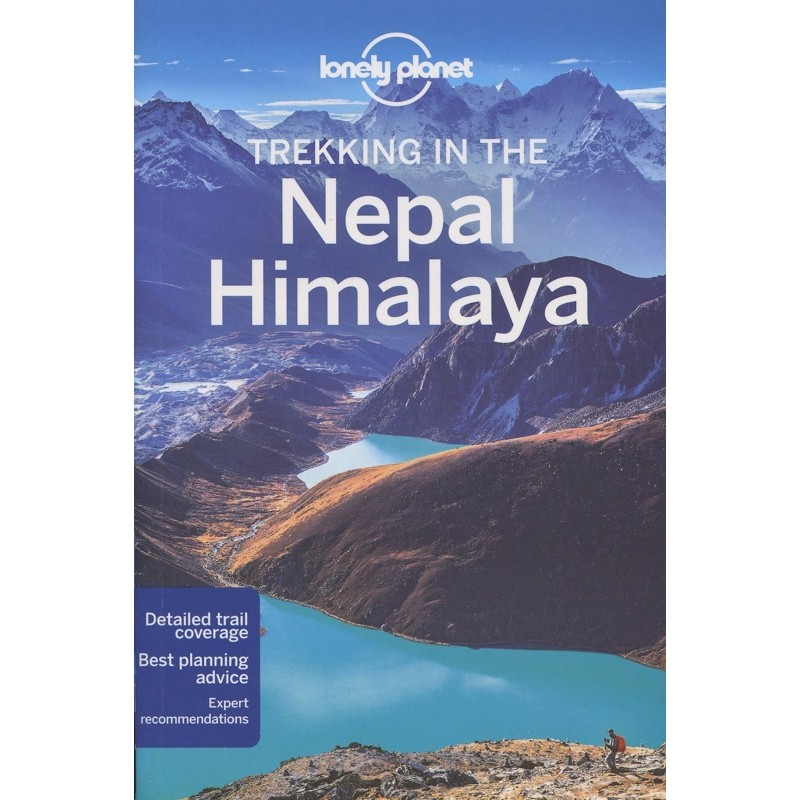 Trekking in the Nepal Himalaya by Lonely Planet