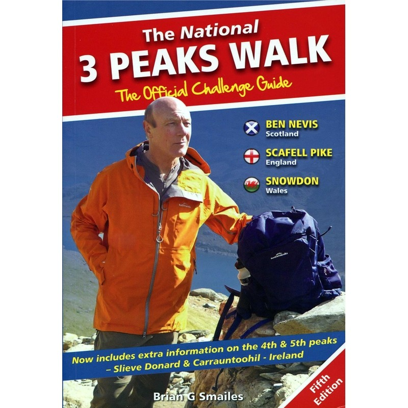 The National 3 Peaks Walk: The Official Challenge Guide by Challenge Publications