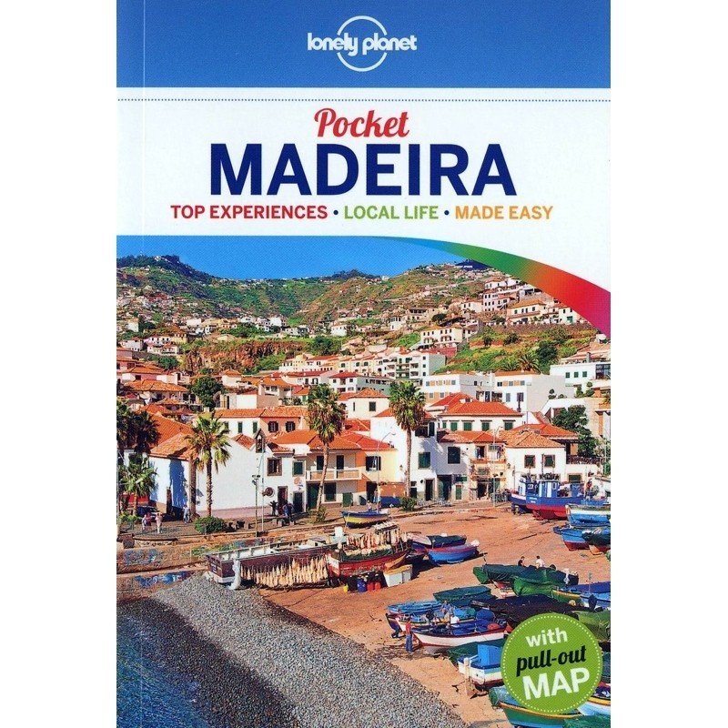 Madeira Pocket LP 1st by Lonely Planet