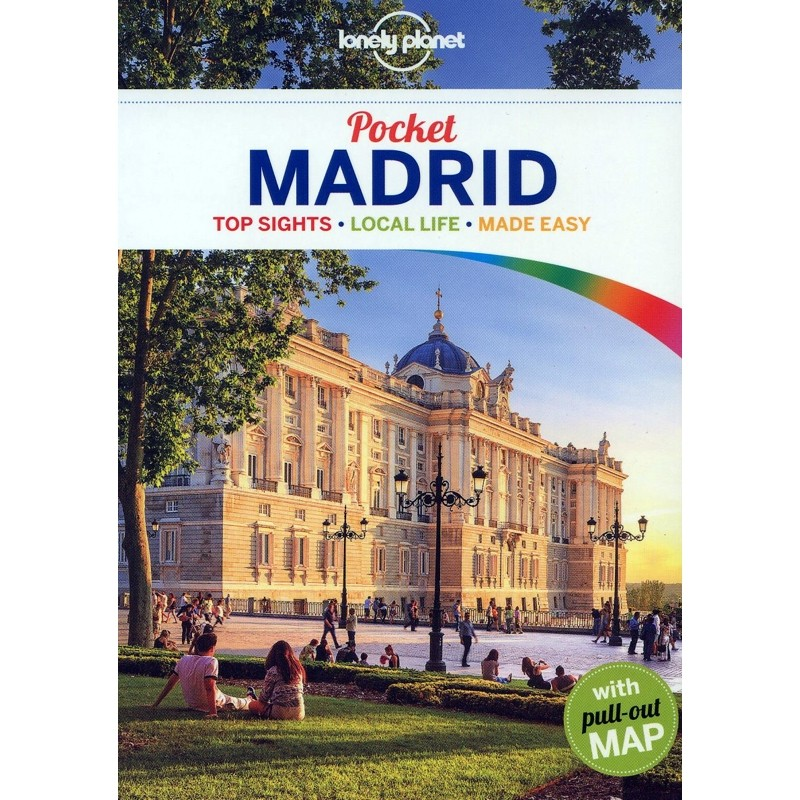 Madrid by Lonely Planet