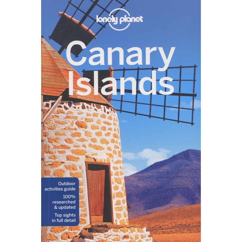 Canary Islands by Lonely Planet