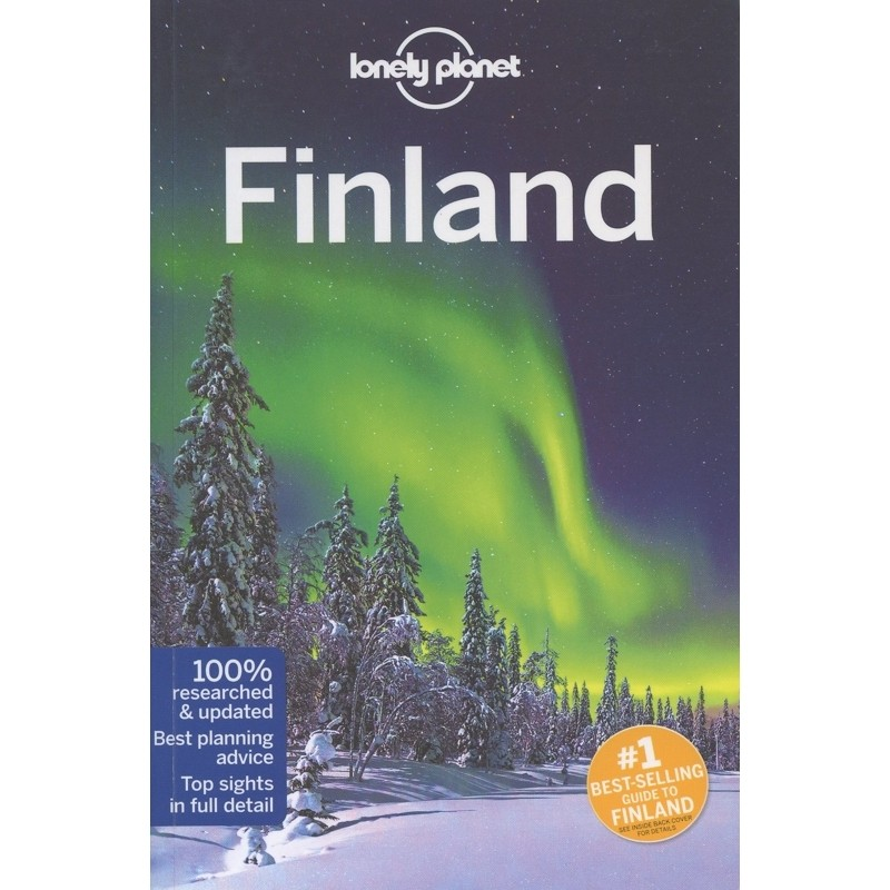 Finland by Lonely Planet