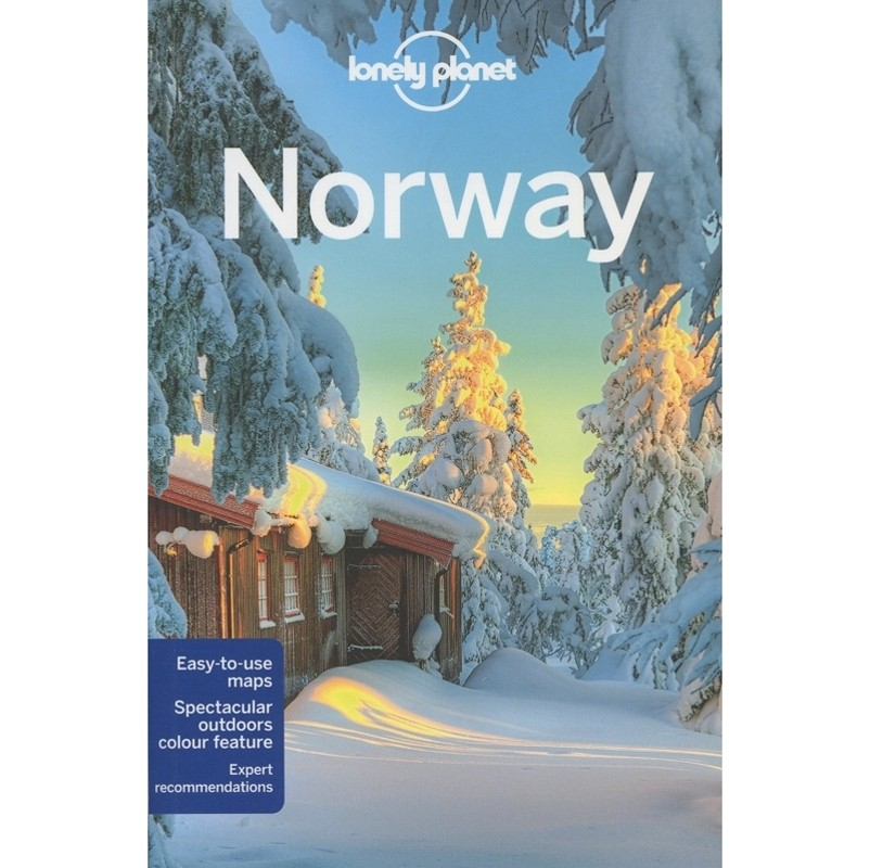 Norway by Lonely Planet