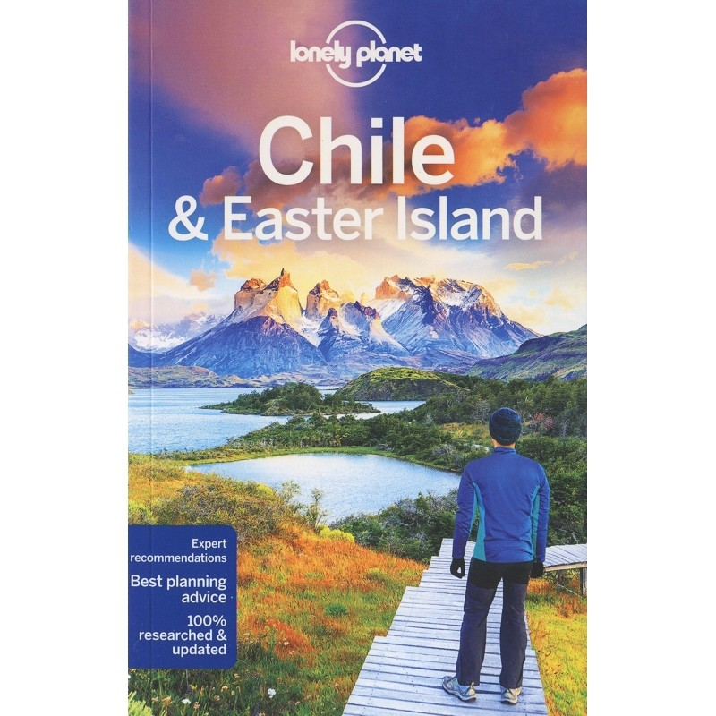 Chile & Easter Island by Lonely Planet