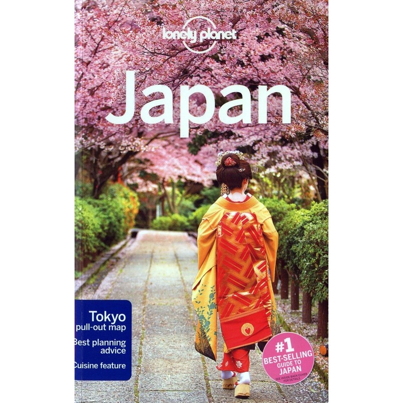 Japan by Lonely Planet