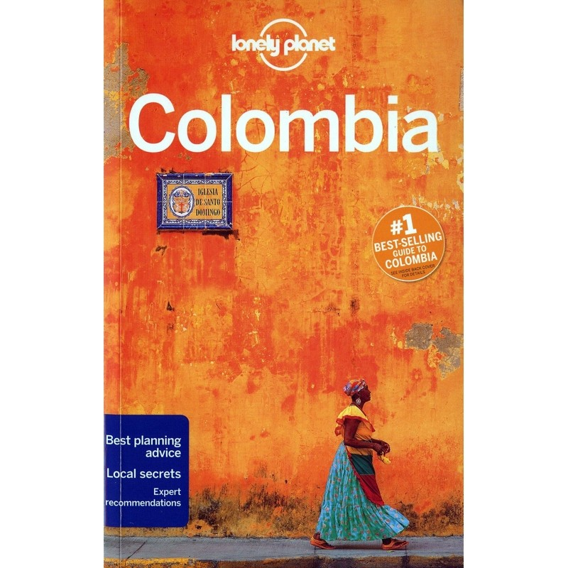Colombia by Lonely Planet