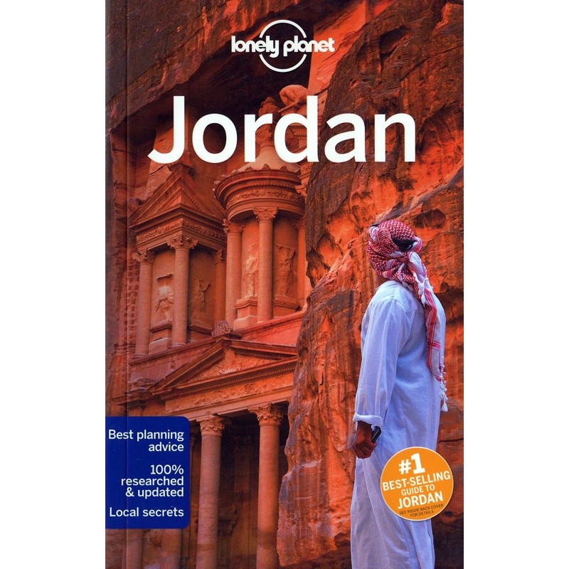 Jordan by Lonely Planet