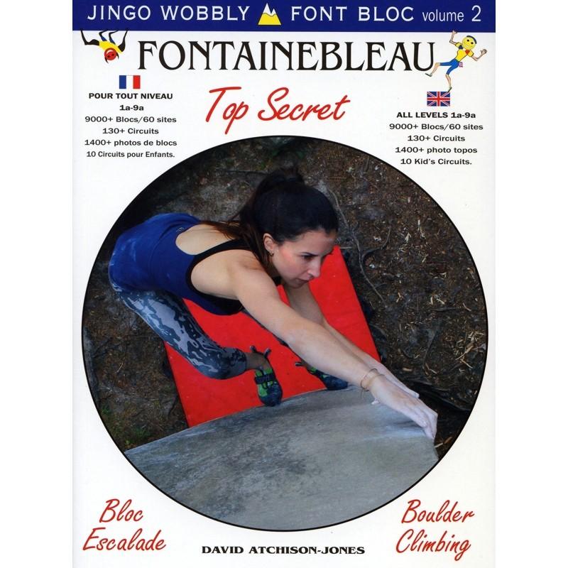 Fontainebleau: Top Secret - Font Bloc Volume 2 by Jingo Wobbly