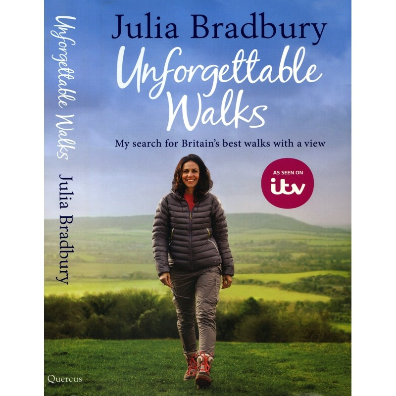 Unforgettable Walks SIGNED by Books And Maps