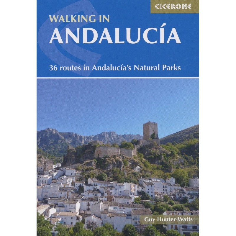Walking in Andalucia by Cicerone