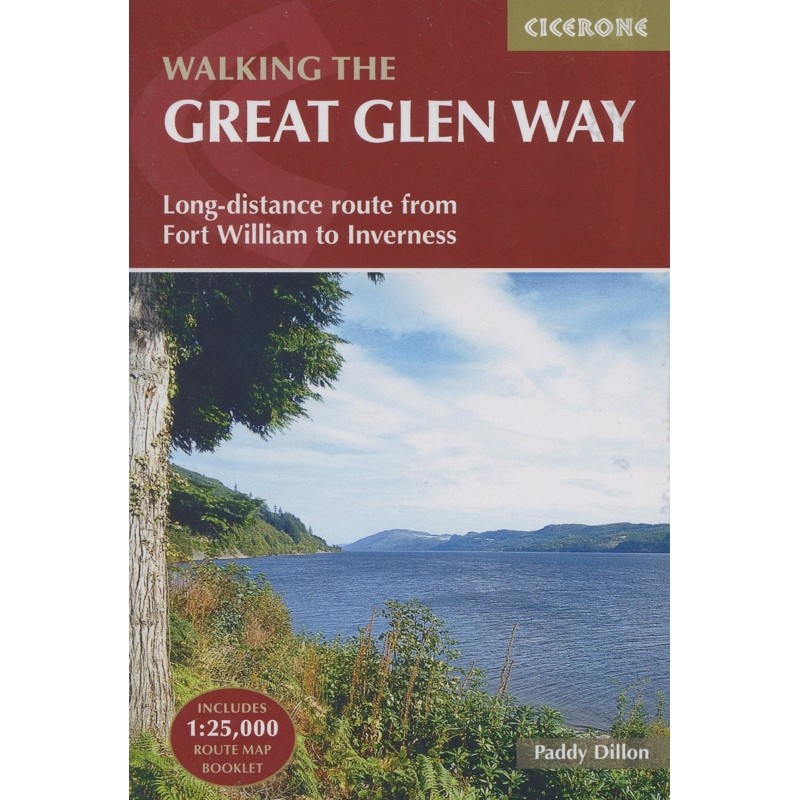 Walking the Great Glen Way by Cicerone