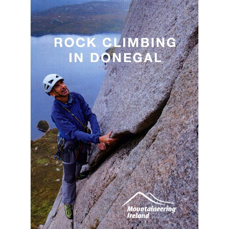 Rock Climbing in Donegal by Mountaineering Ireland