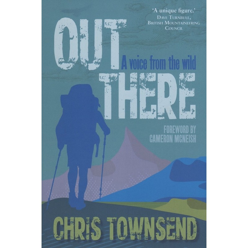 Out There: A voice from the wild by Sandstone Press