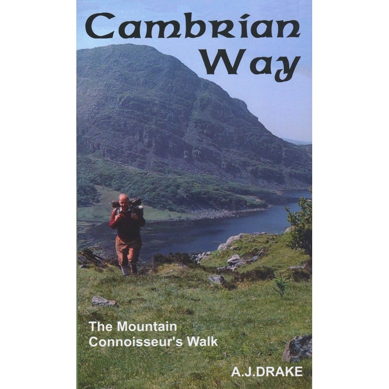 Cambrian Way: The Mountain Connoisseurs Walk by Books And Maps