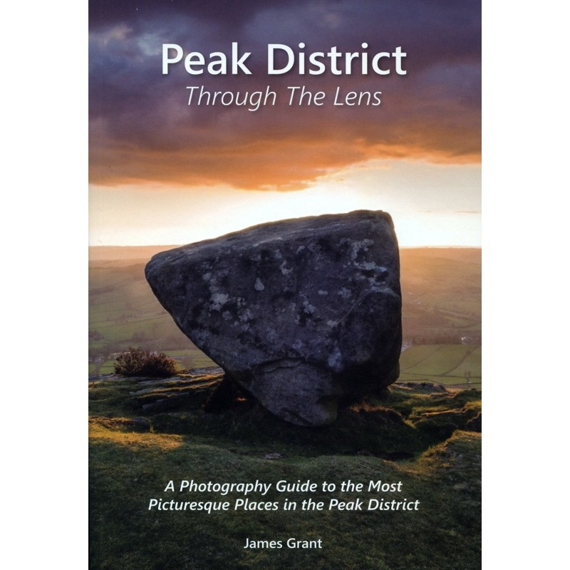 Peak District Through the Lens by Books And Maps
