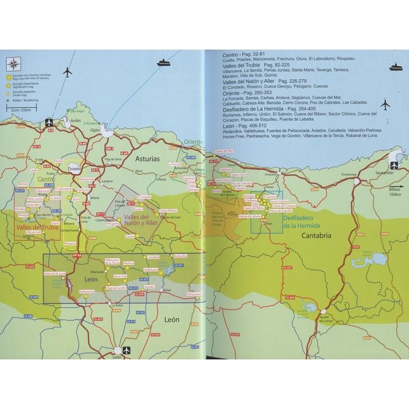 Roca Verde: Sport Climbing in north-west Spain by Roca Verde