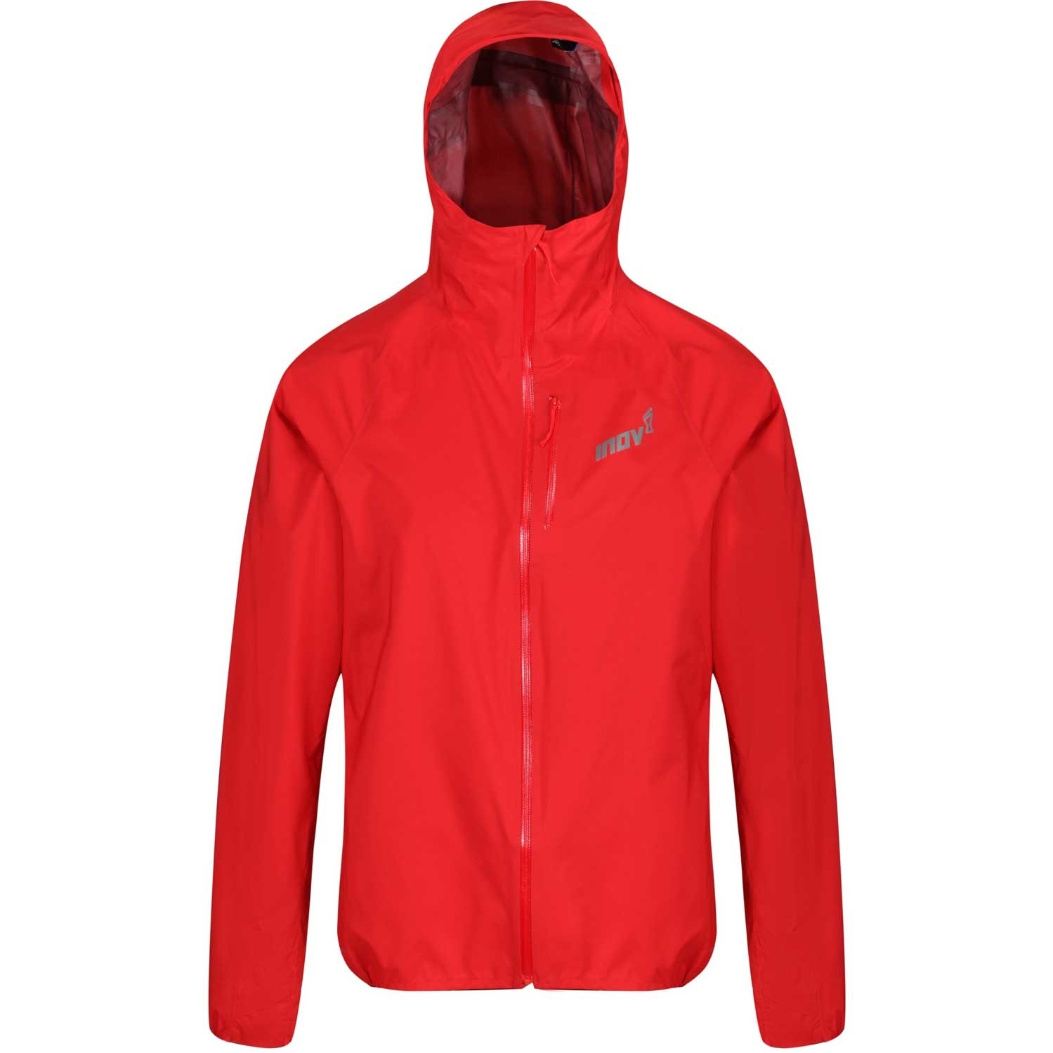 Inov-8 Stormshell FZ Waterproof Running Jacket - Men's - Red