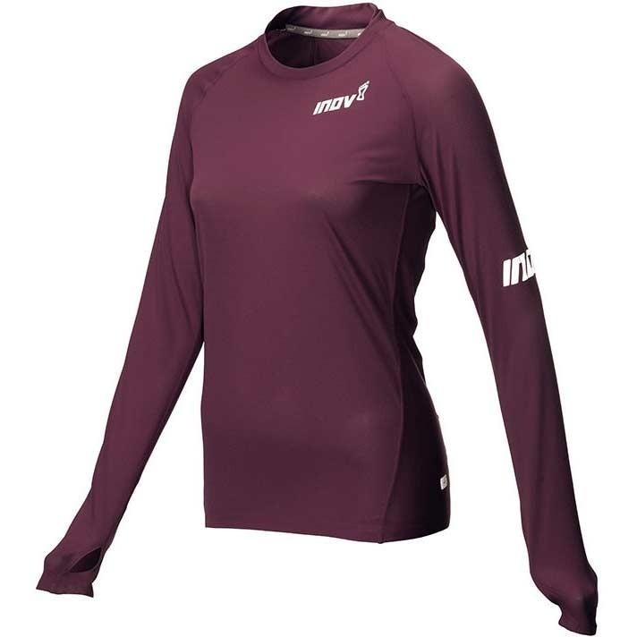 Inov8 Base Elite LS Women's Baselayer T-Shirt - Purple