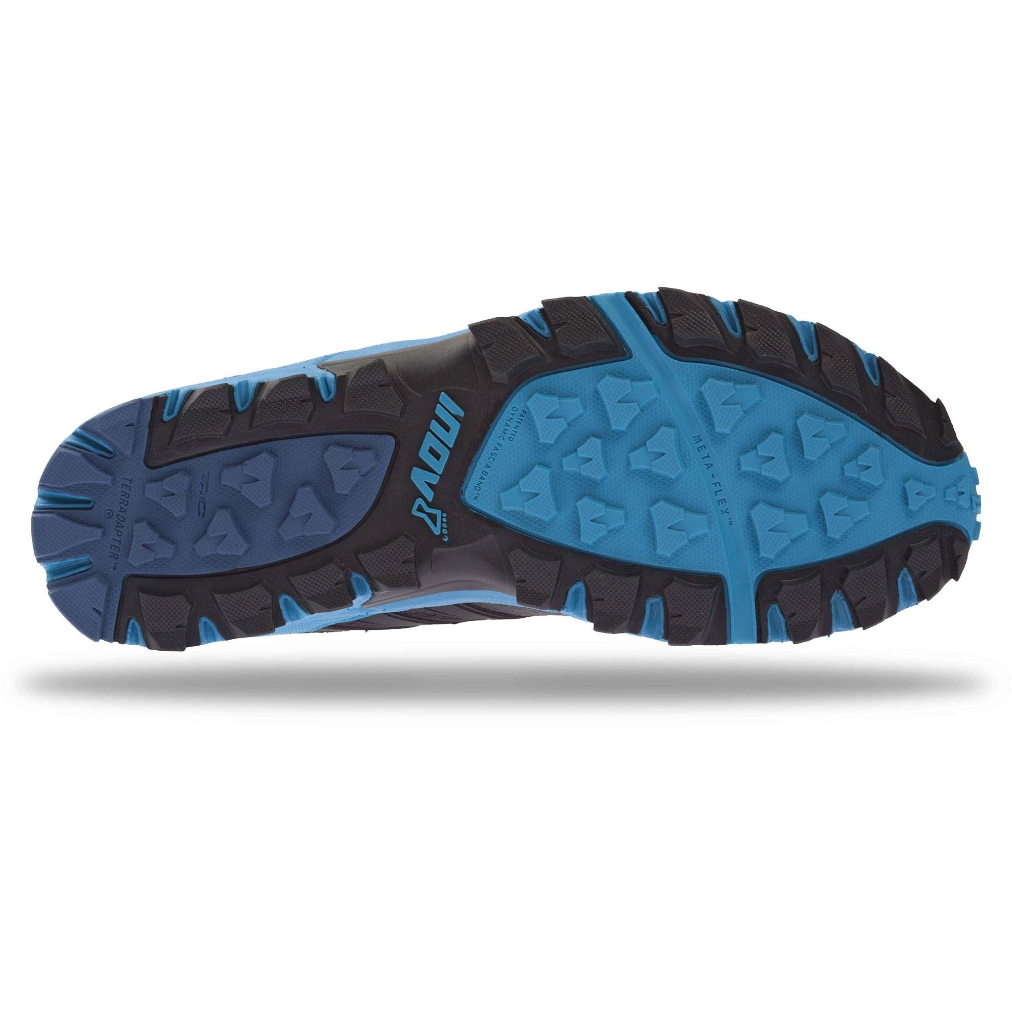 Inov8 Trail Talon 290 Trail Running Shoes - Black/Blue - Sole