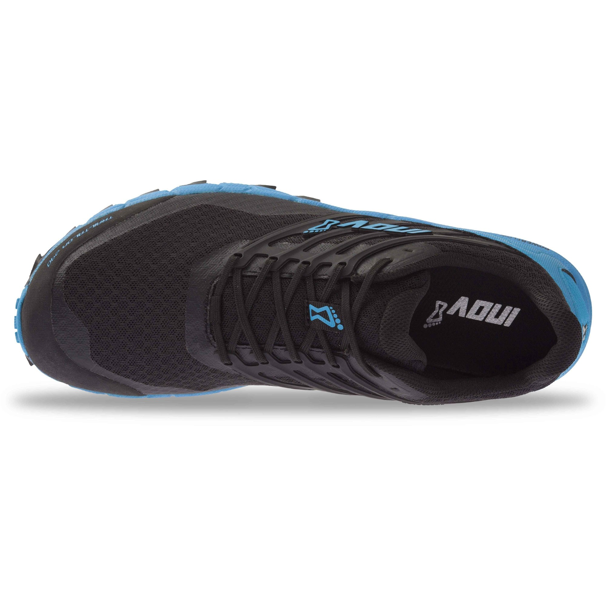 Inov8 Trail Talon 290 Trail Running Shoes - Black/Blue - Top