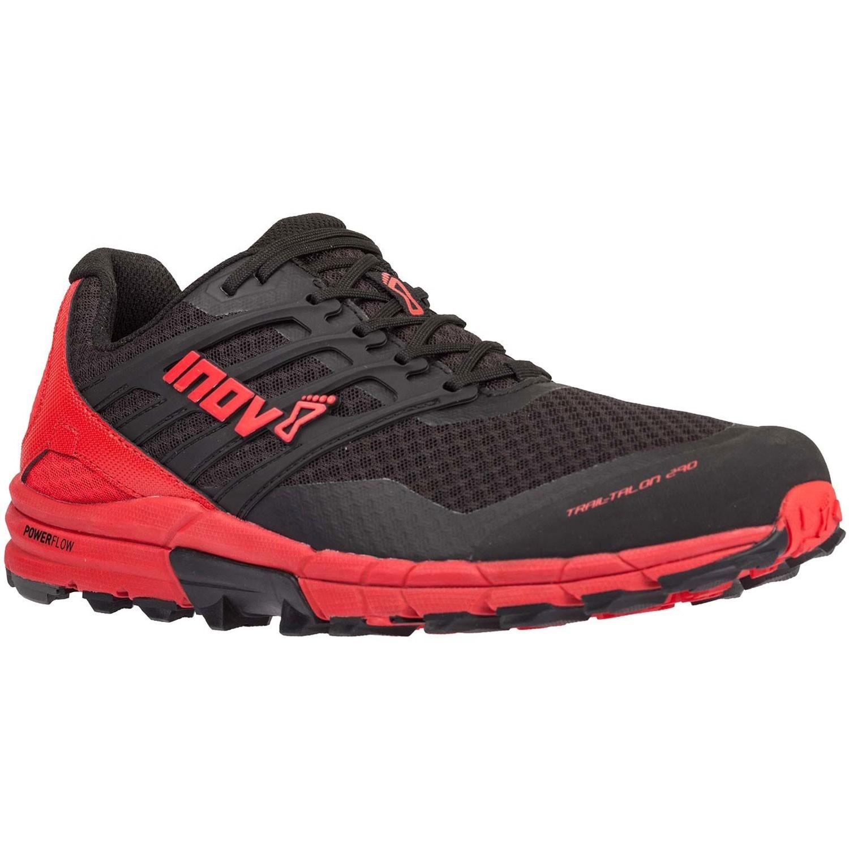 Inov8 Trail Talon 290 Trail Running Shoes - Black/Red