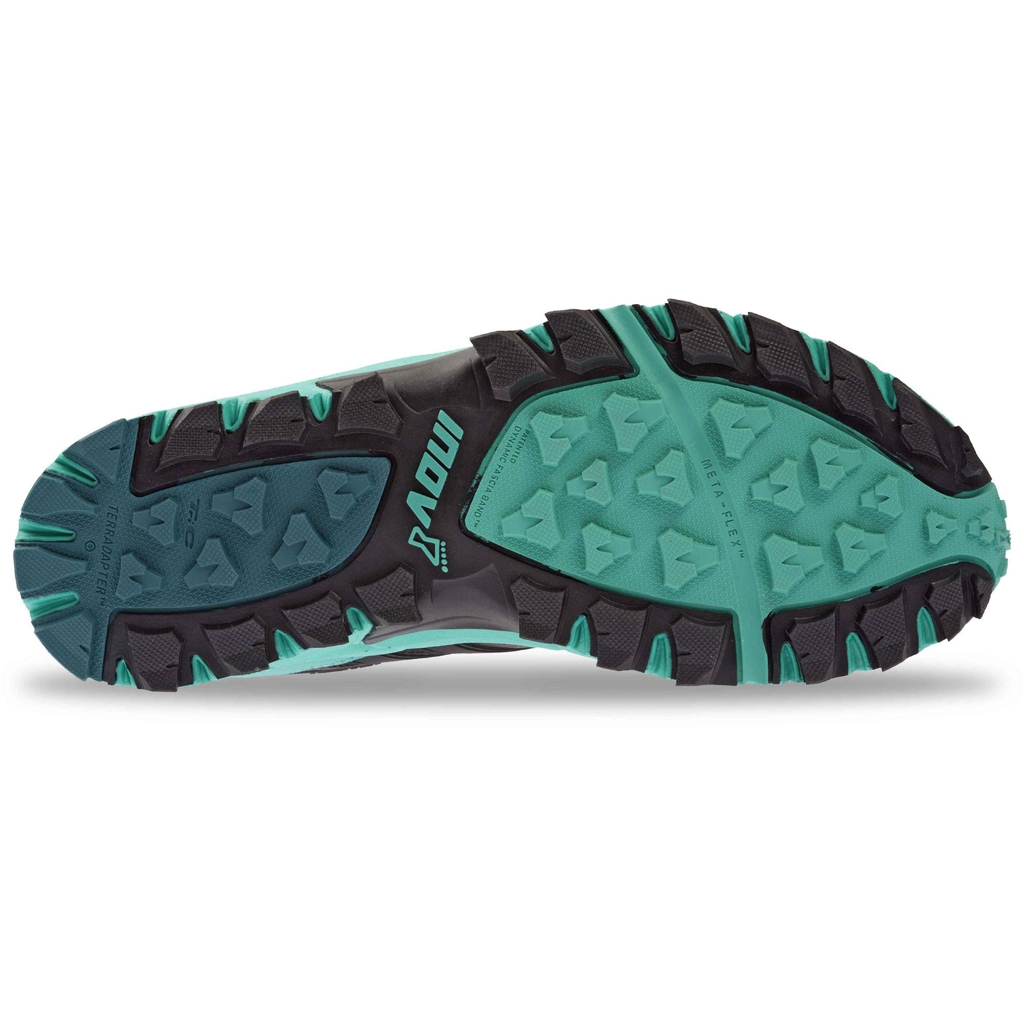 Inov8 Trail Talon 290 Trail Running Shoes - Black/Teal - Sole