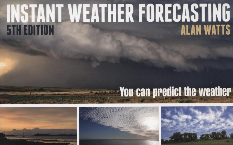 Instant Weather Forecasting by Adlard Coles Nautical