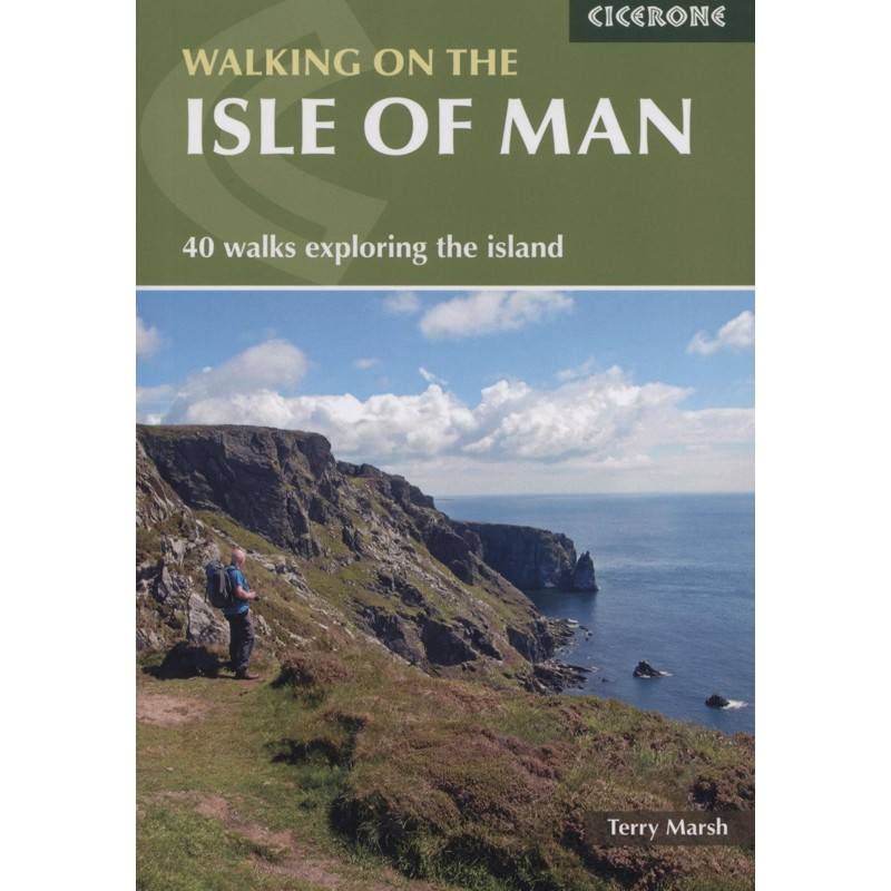 Walking on the Isle of Man by Cicerone