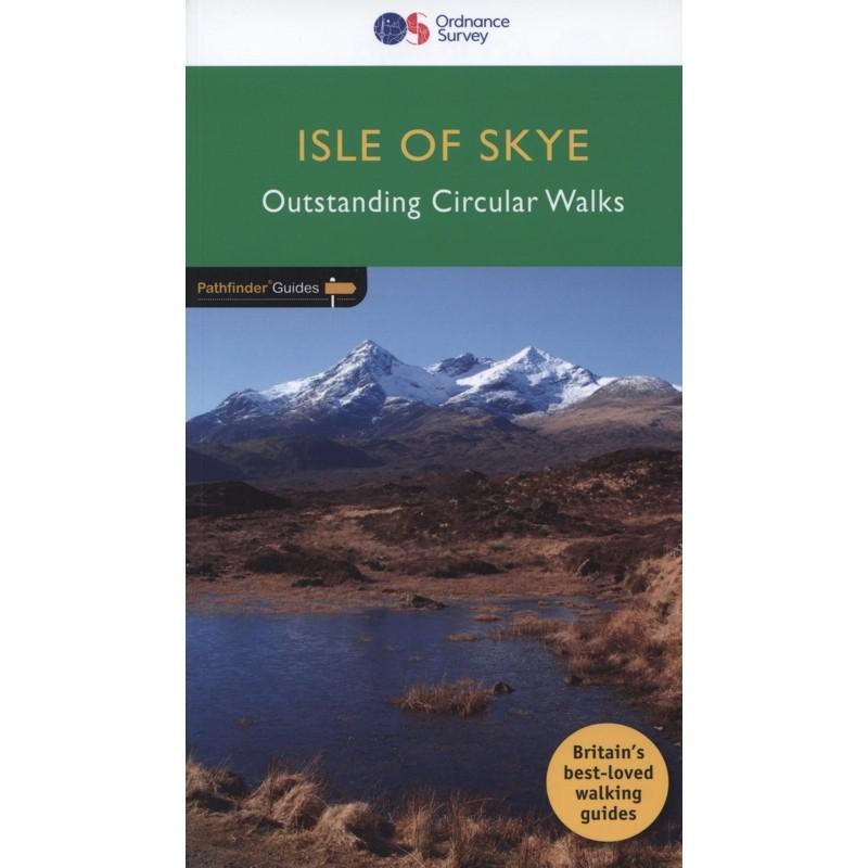 Isle of Skye: Outstanding Circular Walks: Pathfinder Guide 3 by Crimson Publishing