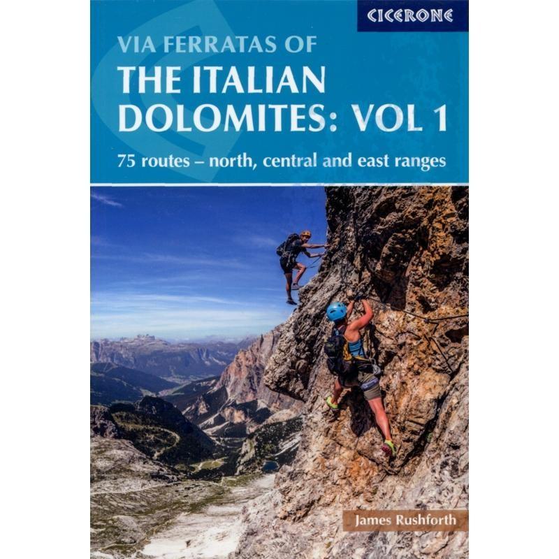 0 Via Ferratas of the Italian Dolomites Volume 1