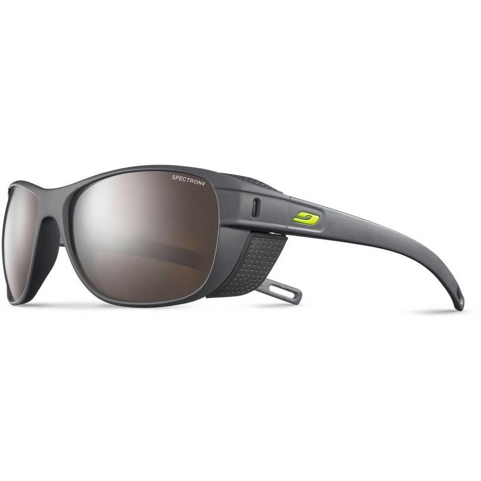 Julbo Camino - Dark Grey / Grey - Spectron 4 - Brown Silver Flash Lens