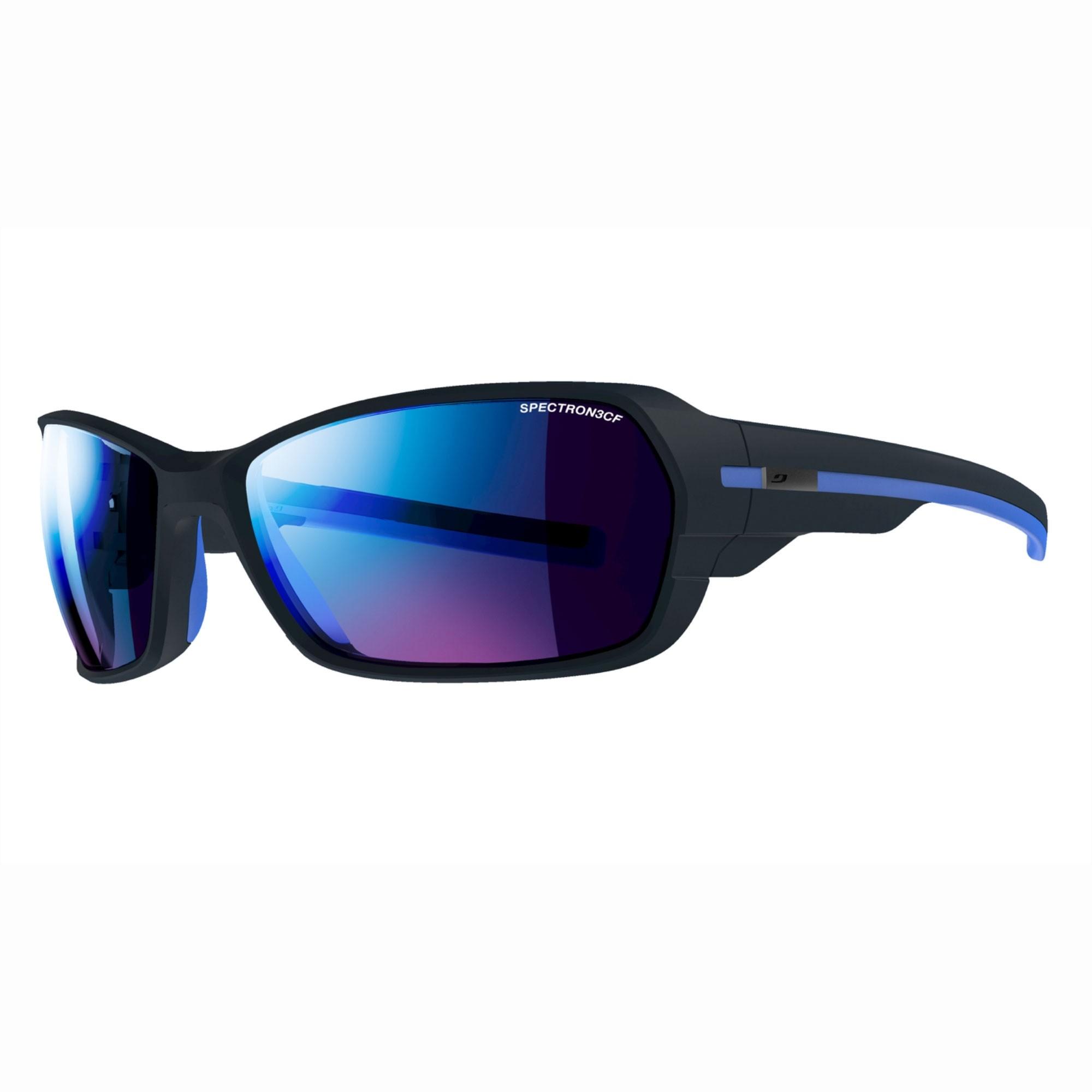 Julbo Dirt 2.0 Spectron 3CF Sunglasses Dark Blue/Blue