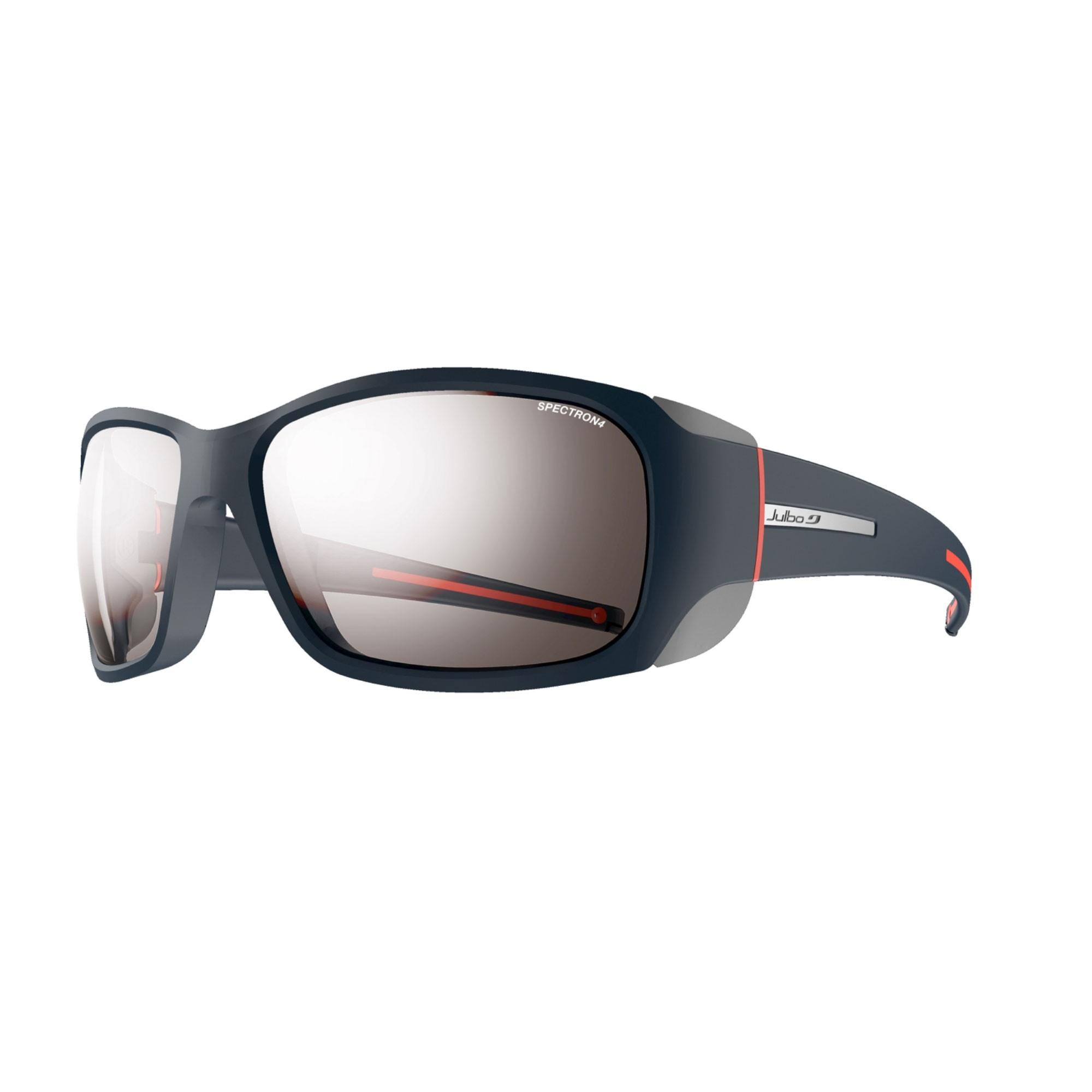 Julbo Monterosa Sunglasses J4011212 Spectron-4 - Blue/Coral