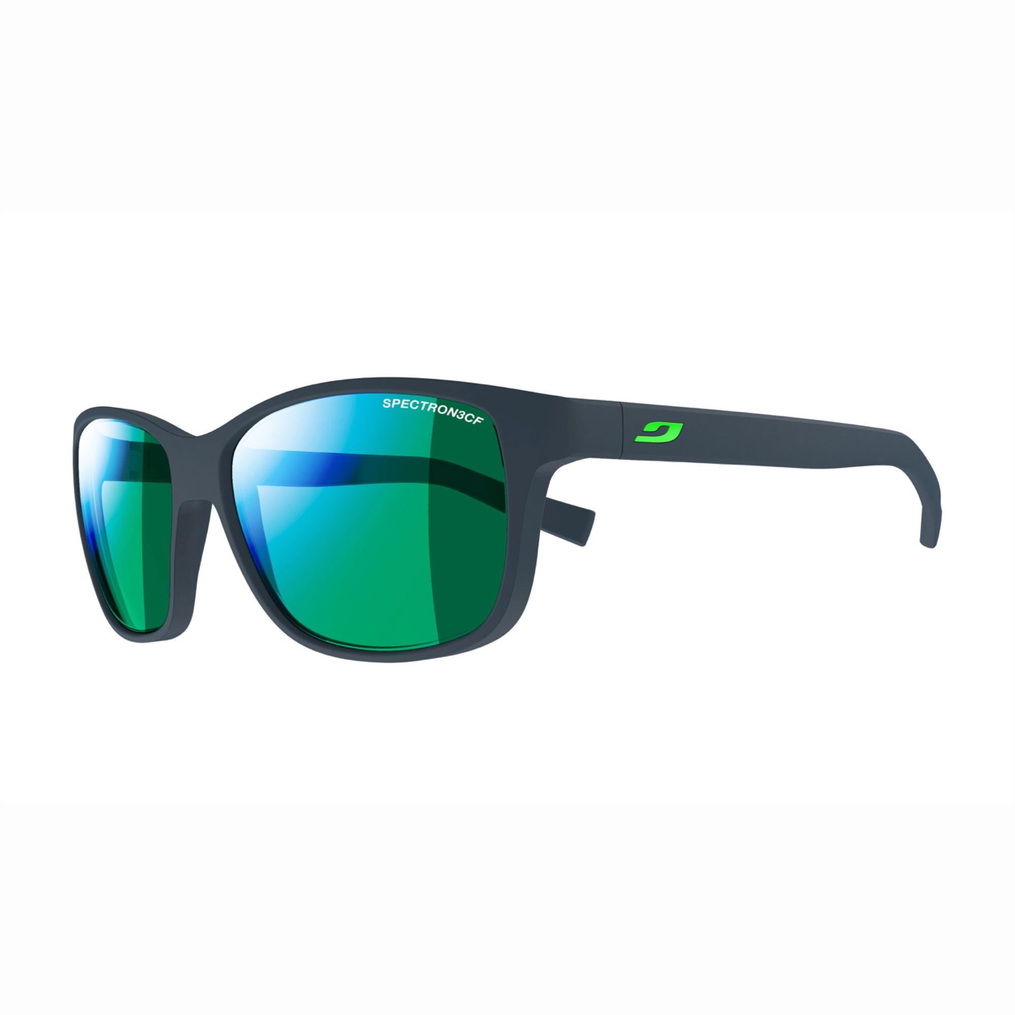Julbo Powell Sunglasses - Blue/Green - Spectron 3CF