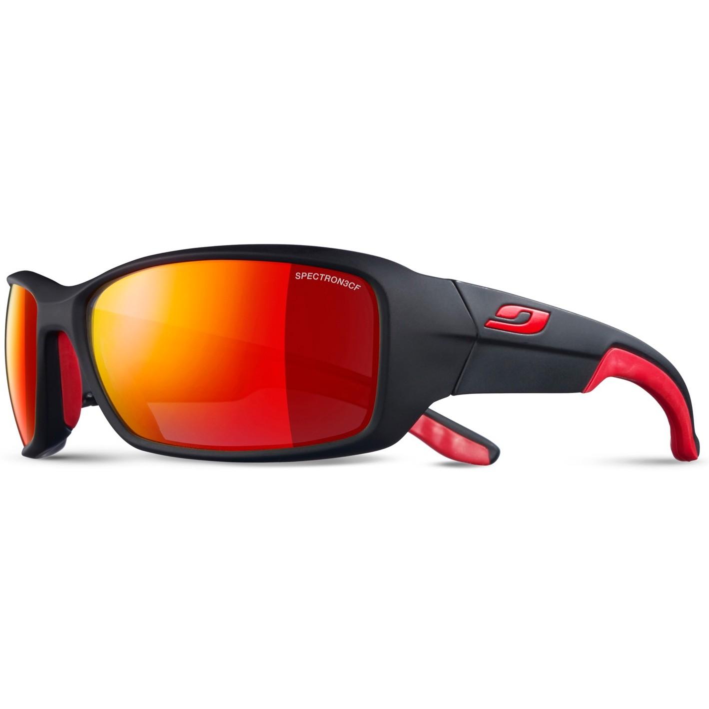 Run - Black / Red - Spectron 3 CF - Smoke ML Red Lens